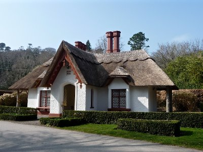 Killarney Thatched Cottage